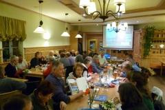 November - Stammtisch im Vilstalerhof